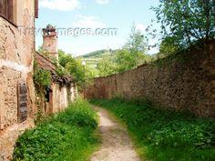 Slovakia - Levoca - Presov Region: medieval city walls