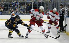 This Week in NHL/AHL Former River Hawks (10/9-10/13)