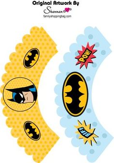 More 30 printable for a super hero party - Moma le blog
