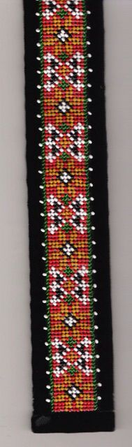 Belt for Hardanger bunad Folk Costume, Costumes, Going Out Of Business, My Heritage, Weaving, Cross Stitch, Belt, Embroidery, Blouse