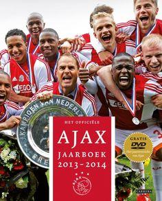 Ajax jaarboek 2013-2014 - Uitgeverij Carrera. Een uniek verzamelobject voor de echte fan! Het Officiële Ajax jaarboek 2013-2014 biedt traditioneel een overzicht van alle spelers, alle vriendschappelijke wedstrijden, alle bekerwedstrijden, Europese wedstrijden en natuurlijk alle wedstrijden uit de eredivisie. Uiteraard is dit jaaroverzicht weer aangevuld met de beste en mooiste foto's van het seizoen. http://www.uitgeverijcarrera.nl/boek/Het-offici%C3%ABle-Ajax-Jaarboek-2013-2014-T4913.html