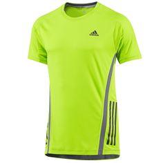ee89b74c3a3cea #Adidas shirt korte mouw SN neon heren bij Hardloopaanbiedingen.nl  #hardlopen