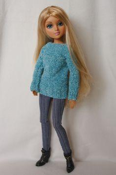 """Модные куклы: """"Зимние проводы"""""""