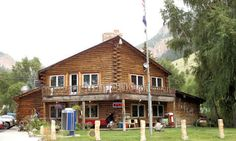 Blue Creek Lodge - Wagon Wheel Gap, Colorado.  A favorite if you love fly fishing, hiking, and all things outdoors!
