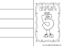 How can I build this number?? FREE Decomposing Number Booklets - Rowdy in Room 300 - TeachersPayTeachers.com