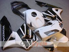 Injection Fairing kit for 03-04 CBR600RR - SKU: OYO87902586 - Price: US $499.99. Buy now at http://www.oyocycle.com/oyo87902586.html