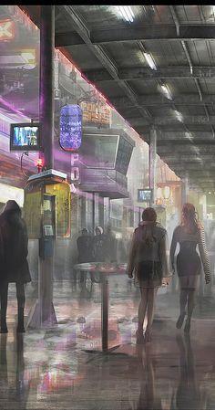 Blade Runner 2049 (aka Blade Runner 2) concept art