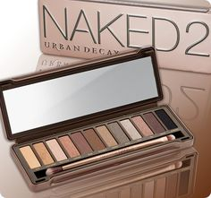 Urban Decay Naked 2  Got mine last week and already love it as much as the first one!!!
