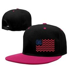 3944585d PinkRock Punk Flag Series CHL Monograms Baseball Caps Snapback Hat Best Hip  Hop, Sports Caps