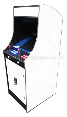 Arcade Cabinet Profile CNC Patterns - No More Tedious Layout Work ...