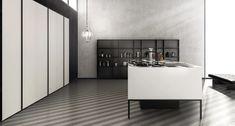 Кухни Кухня SEI 5, Фабрика Euromobil Cucine, SEI5 - Comodo Кухонная Мебель, Дизайн Мебели, Итальянская Мебель, Полки, Дизайн Интерьера, Кухонные Столешницы, Кухонные Гаджеты, Рабочая Поверхность