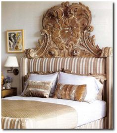 Mary Evelyn McKee From Modern Design Residence 2011 Blog - Architectural Salvage, Old World Decorating, Antique Finds, Decorating With Salvage, European Metal,