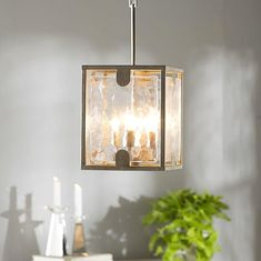 Stills 4-Light Lantern Pendant