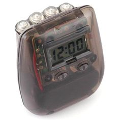 #Clearance Stock – Reduced Prices   Don't Miss Out Buy Now While Stocks Last!     #Printed Eco Water Powered Clocks display the time and date with no normal battery power as it runs on water! From £1.26.
