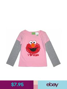 6329fe24f41c Sesame Street T-Shirts #ebay #Clothing, Shoes & Accessories Baby &