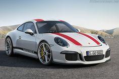 2016 Porsche 911 R Mais