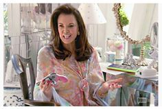 Southern Charm Star Patricia Altschul's Beauty Secrets - Blushing in Hollywood Southern Belle Secrets, Southern Charm, Southern Homes, Country Homes, Housewives Of New York, Real Housewives, Celebrity Hairstyles, Diy Hairstyles, Dying Hair At Home