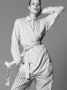 larissa hofmann by nagi sakai for vogue ukraine january 2016   visual optimism; fashion editorials, shows, campaigns & more!