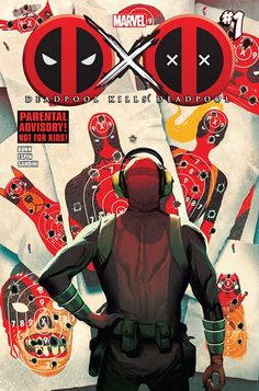 Deadpool Kills Deadpool #1 - 4