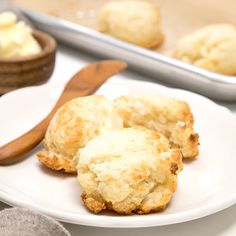 Easy 20-Minute Gluten Free Drop Biscuits   Gluten Free on a Shoestring