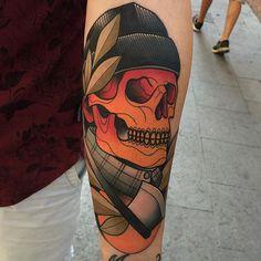 Mejor foto! Hecho en @goldstreet.tattoo con material de @barber_dts @barberdts.spain