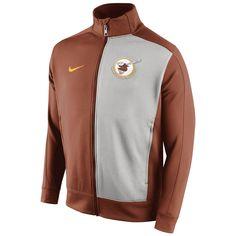 San Diego Padres Nike Cooperstown Colorblock Performance Jacket - Brown - $55.99