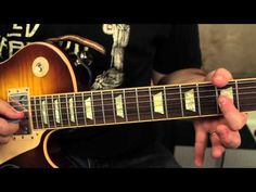 Led Zeppelin - Black Dog - How to Play on Guitar - Main Riff - Guitar Lesson - YouTube
