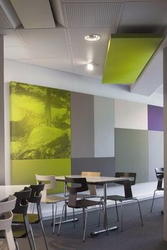 Restaurant de l'Insead – Fontainebleau - Texaa Galerie Photo, Photo Galleries, Architecture, Conference Room, Restaurant, Table, Interiors, Furniture, Home Decor