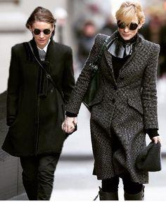 Cate Blanchett ☆Rooney Mara