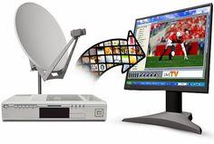 UNIVERS DES CONNAISSANCES: Satellite TV pour PC ?