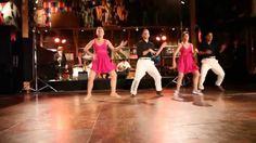 Swingin Paris 2014 - The gypsies - Alice, Thomas, Willam, Maeva