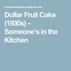 In 1930 this fruit cake cost one dollar to make. I have heard many people say they hate fruit cake… once they taste … Rum Extract, Cherry Candy, Pistachio Cake, Mince Meat, Mixed Fruit, Holiday Cookies, Macaroons, 1930s, Cooking Recipes