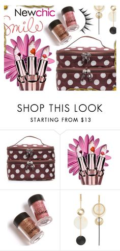 """""""Newchic Anniversary SALE!"""" by ana3blue ❤ liked on Polyvore featuring beauty"""