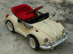 volkswagen pedal car