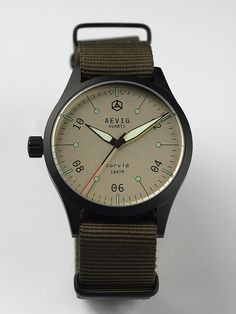 Forget the weird name, the Aevig Corvid is a beautiful, affordable new watch.