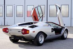 1974 | Lamborghini Countach LP400 Periscopio | Source
