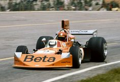 Vittorio Brambilla, March 741/2, 1974