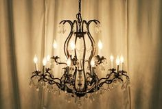 Paige crystal chandelier bronze finish pinterest chandeliers looking for 15 light ironcrystal chandelier rentals in charlotte raleigh north carolina or columbia south carolina browse our extensive partyevent aloadofball Choice Image