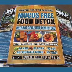Dr Sebi 10 Day Cleanse Intermittent Fasting Expel Mucus Toxins