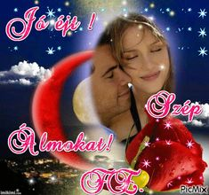 Jó éjt! Szép álmokat! FE. Romance, Movie Posters, Quotes, Physical Intimacy, Amor, Romance Film, Quotations, Romances, Film Poster