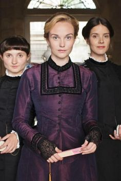 The Paradise (2012) BBC TV series - shop girls Denise, Pauline and Clara in season 1.