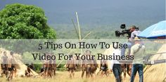One of the biggest challenges for people is trying to figure out how to use video for your business. If you aren t using video marketing for you online marketing you are really missing out on connecting with your audience. When you are blogging people kind of get to know you through your words but the [ ] The post 5 Tips On How To Use Video For Your Business appeared first on Mark Nelson Online.