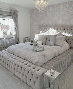 Simple Bedroom Set Designs - Bedroom : Home Decorating Ideas Bedroom Decor For Teen Girls, Room Ideas Bedroom, Home Decor Bedroom, Teen Bedroom Sets, Bedroom Green, Cozy Bedroom, Bedroom Inspo, Bedroom Inspiration, Bed Room