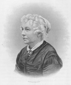 Stanton co-organized the first Woman's Rights convention at Seneca Falls, New York with Lucretia Mott, and later worked with Susan B. Anthony in the suffragist movement. She lectured across the country and authored several books, including three volumes of the History of Woman Suffrage and Woman's Bible.