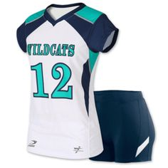 Design your team's own sublimated cap sleeve volleyball jersey. Volleyball Uniforms, Volleyball Outfits, Basketball Uniforms, Soccer Fans, Basketball Birthday, Volleyball Jersey Design, Volleyball Designs, Sports Shirts, Football Shirts