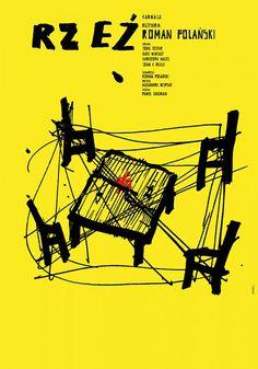 Carnage, Polish Poster
