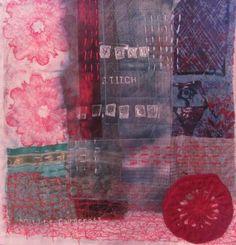 Yarn1 Angie Cairncross Mixed Media