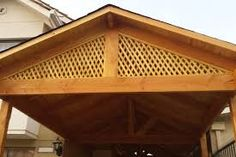 High Quality Woodworking Plans and Proyects Interior Design And Construction, Woodworking Plans, Diy And Crafts, Pergola, Architecture, Building, Home Decor, Health, Fitness