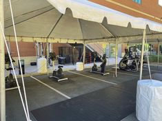 Yarrow YMCA Opens 9000 Square Foot Outdoor Fitness Facility Weight Lifting Equipment, Cardio Equipment, Indoor Workout, Outdoor Workouts, Full Body Workout At Home, At Home Workouts, Outdoor Fitness, Fitness Facilities, Group Fitness Classes