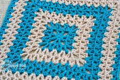 Many crochet stitches are beautiful but this one is really special. Interesting and elegant, this pattern can be used to create a baby blanket or a large afghan with ease. Add a new crochet stitch to your repertoire with this Vibrant V Square by Danyel Pink. This is the perfect pattern to use to crochet …
